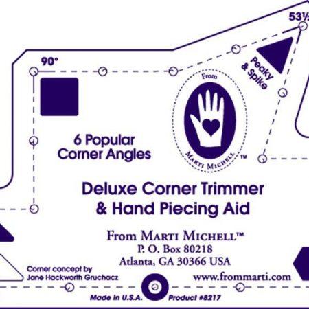 Marti Michell 8217 Deluxe Corner Trimmer. Merk: Marti Michell