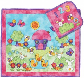 Kids Quilts quiltpatronen