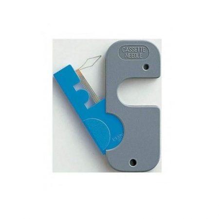 Clover 18-601 Naaldencassette met draaddoorhaler