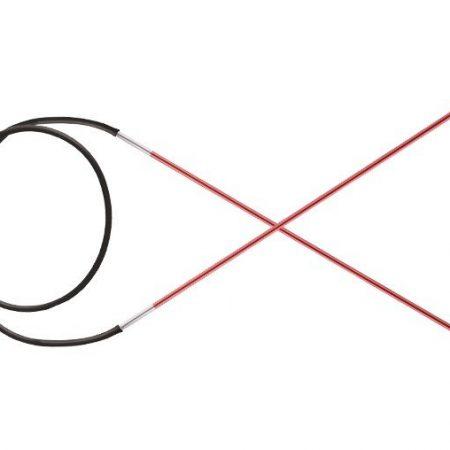Rondbreinaald. Knitpro. Ontwerp: Zing. Kleur: Garnet. Lengte: 60 cm