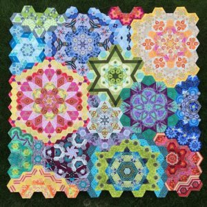 Katja Marek The New Hexagon Quilt
