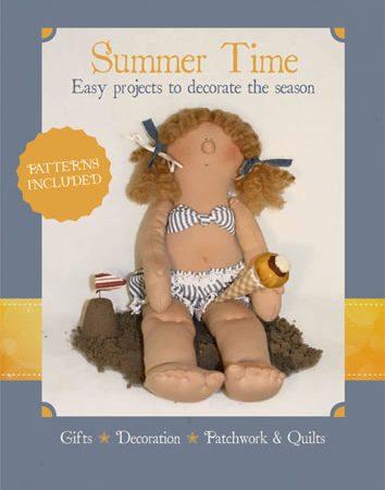 Patronenboek. Rinske Stevens. Summer Time. Zomertijd.