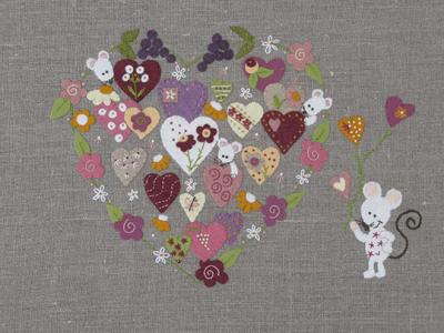 Atelier Isabelle quiltpakketten