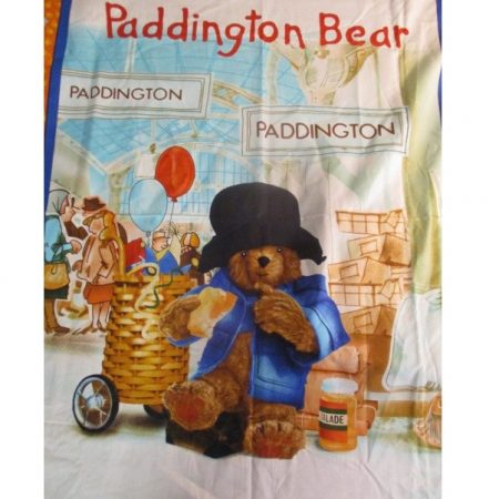 Quiltpanel quilting treasures paddington bear station A