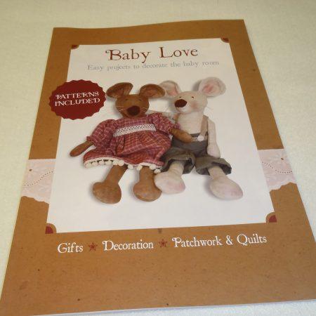 Patronenboek Rinske Stevens Baby love Baby liefde