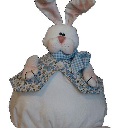 Rinske Stevens stoffenpakket Bunny Boy Jongens Konijn RSD266