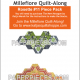 Katja Marek Rosette 11 Paper piece pack Millefiore Quilt-Along