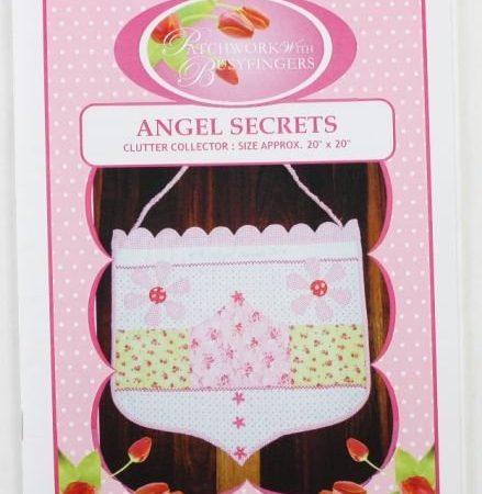 Sue Daley Tassenpatroon Angel Secrets