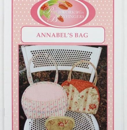 Sue Daley Tassenpatroon Annabel's Bag Tas