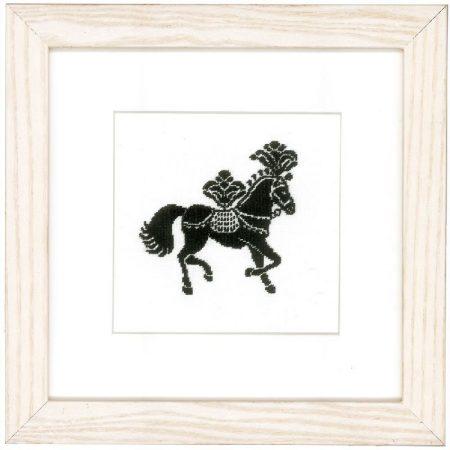 Lanarte Borduurpakket Katoen Circus Horse Circus Paard