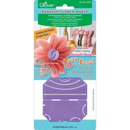 Clover 8485 Kanzashi Flower maker Bloemenmaker Gathered Petal Large