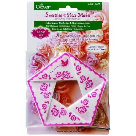 Clover 8472 Rose maker Bloemenmaker Large. Merk: Clover