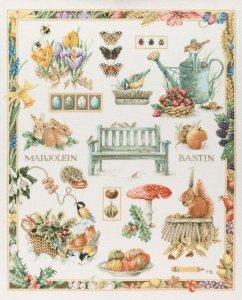 Marjolein Bastin borduurpakketten