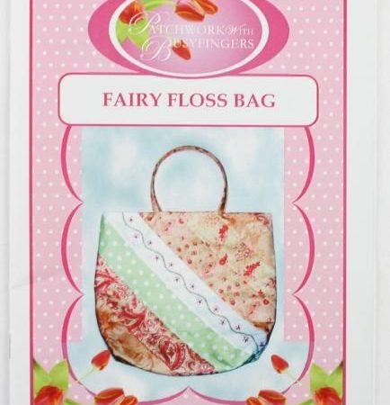 Sue Daley Tassenpatroon Fairy Floss Bag Tas