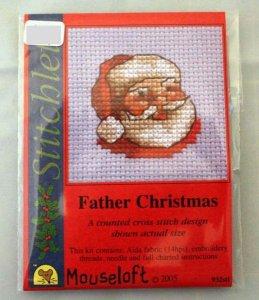 Kerstkaarten zonder passe-partout