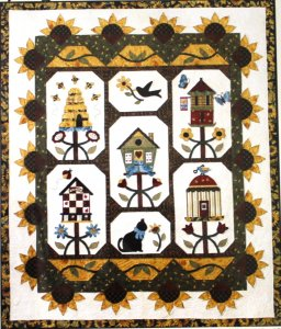 The Quilt Company quiltpatronen