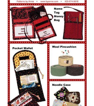 Naaipatroon. ByAnnie. Gift for Quilters. Geschenk voor Quilters.