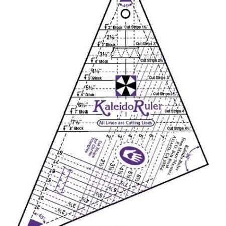 Liniaal Ruler van merk Marti Michell. Kaleido Ruler Small Liniaal Klein 8641