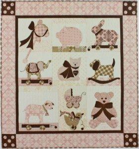 Bunny Hill Designs quiltpatronen