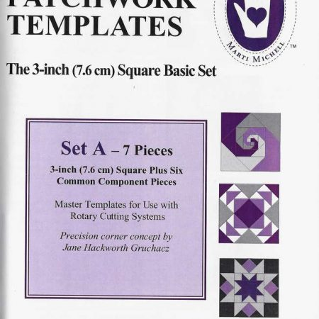Template set Marti Michell. Template set A Square Basic 8251