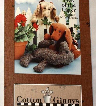 Naaipatroon Pick of the Litter Teckel hond