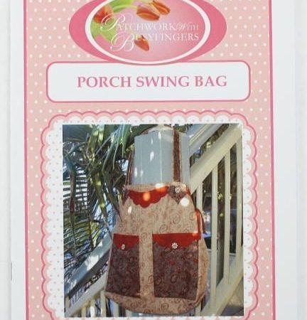 Sue Daley Tassenpatroon Porch Swing Bag Tas