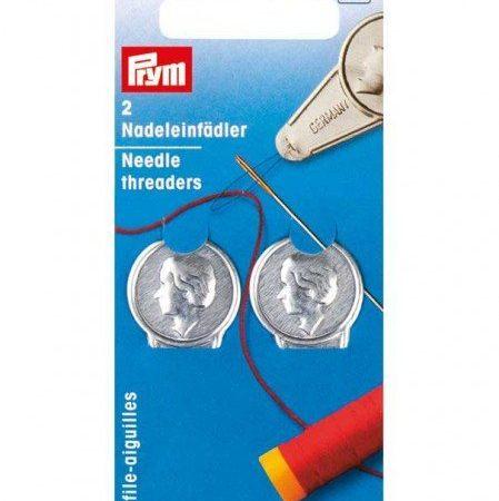 Prym 611175 Draaddoorhaler. Inhoud verpakking: twee stuks.