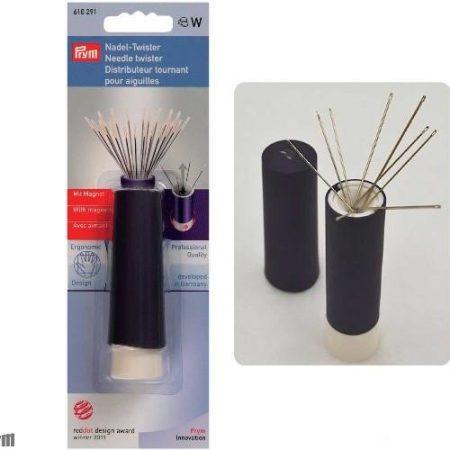 Prym 610291 Needle Twister. Hulpmiddel voor het veilig opbergen