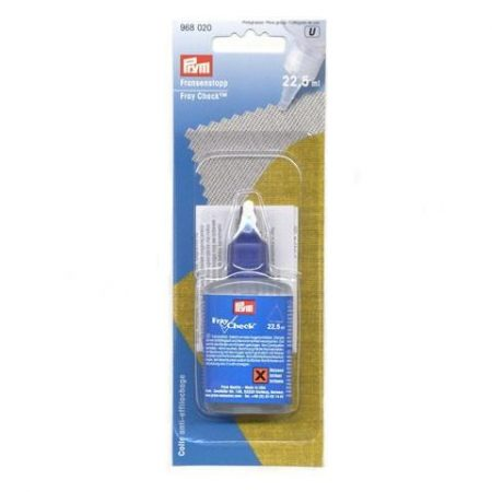Prym 968020 Rafelstop Fray check. Stopt het rafelen van stoffen