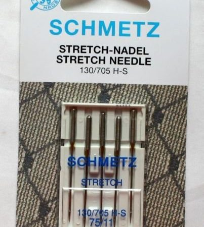 Schmetz Naaimachinenaalden Stretch 130/705 H-S 75/11