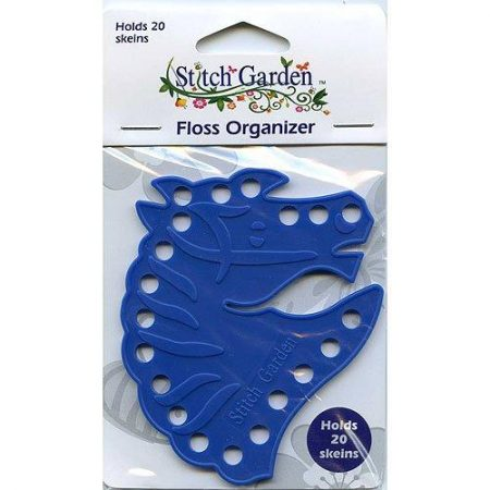 Borduurgarenhouder van het merk Stitch Garden. Design: Paardenhoofd