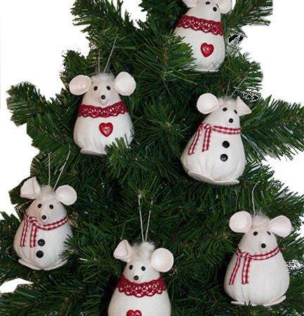 stoffenpakket rinske stevens christmice kerstmuizen