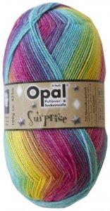 Opal Pullover en Sokkenwol