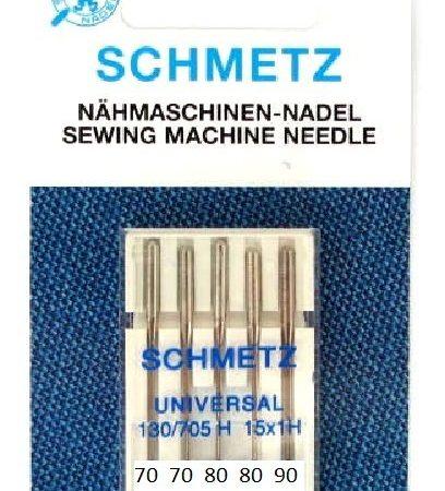 Schmetz Naaimachinenaalden universeel assortiment 130/705 H 15x1 H