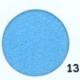 Hobbyvilt Lap Lichtblauw Kleurnummer 13. Afmetingen: 20 x 30 cm