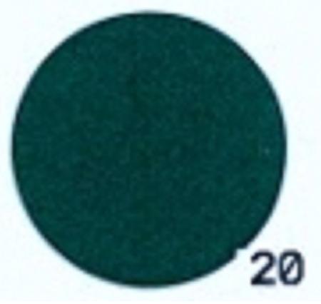 Hobbyvilt Lap Donkergroen Kleurnummer 20. Afmetingen: 20 x 30 cm