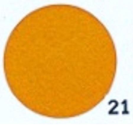 Hobbyvilt Lap Oranje Kleurnummer 21. Afmetingen: 20 x 30 cm