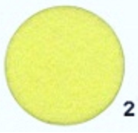 Hobbyvilt Lap Lichtgeel Kleurnummer 2. Afmetingen: 20 x 30 cm