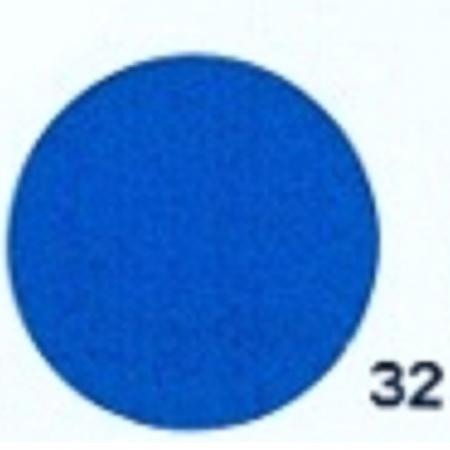 Hobbyvilt Lap Blauw Kleurnummer 32. Afmetingen: 20 x 30 cm