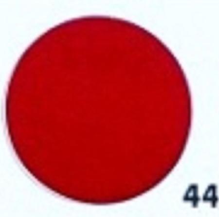 Hobbyvilt Lap Rood Kleurnummer 44. Afmetingen: 20 x 30 cm