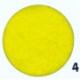 Hobbyvilt Lap Geel Kleurnummer 4. Afmetingen: 20 x 30 cm