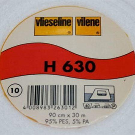 Vlieseline Volumevlies eenzijdig plakbaar. Wasbaar temperaturen tot 40 °C