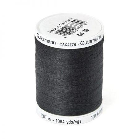 Gütermann alles naaigaren polyester 1000 meter klos