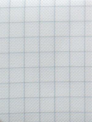 Zweigart Aida Wit 5,5 Blokjes per Centimeter 14 Count. Van 100% katoen