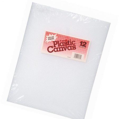 7 Mesh Plastic Canvas. Per vel. Ideaal voor kinderen om te leren borduren