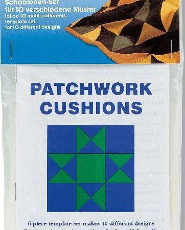 Prym 611147 quiltmallen set. Voor 10 verschillende patronen
