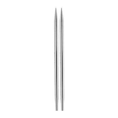 Naaldpunten set voor rondbreinaald. Knitpro. Nova Metal. Dikte: 3,5 mm
