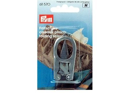 Vouwschaartje van het merk Prym. Handig handwerk- borduurschaartje