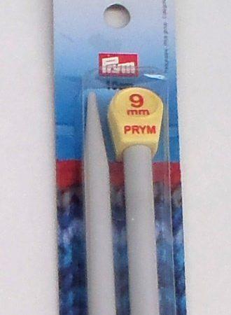 Prym 218231 Breinaald Dikte: 9 mm. Kwalittief goede breinaald