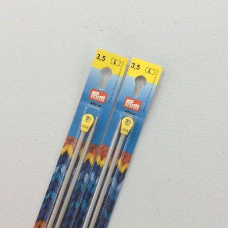 Prym 191475 Breinaald Dikte: 3,5 mm. Kwalitatief goede breinaald